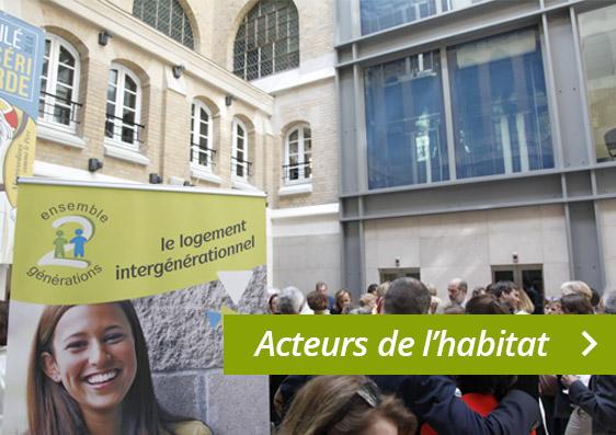 EnsembleGenerations  Le Logement Intergnrationnel